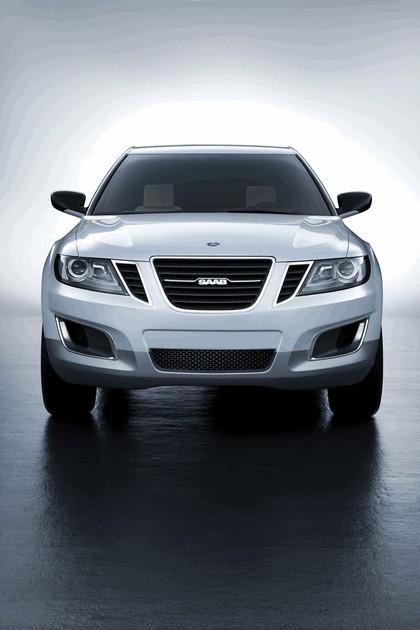 2010 Saab 9-4X BioPower concept 13