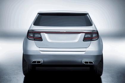 2010 Saab 9-4X BioPower concept 15
