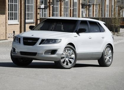 2010 Saab 9-4X BioPower concept 26