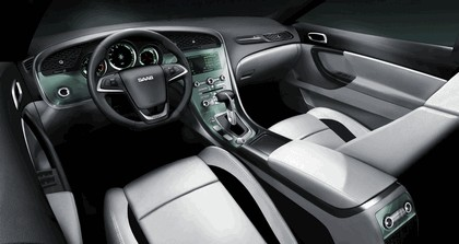 2010 Saab 9-4X BioPower concept 37