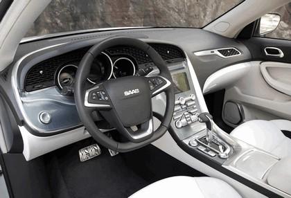 2010 Saab 9-4X BioPower concept 38