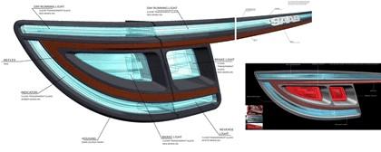 2010 Saab 9-4X BioPower concept 48