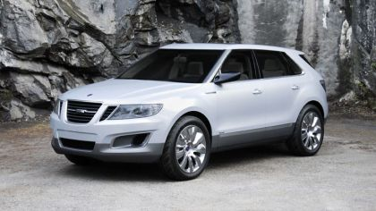 2010 Saab 9-4X BioPower concept 9