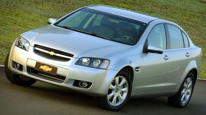 2008 Chevrolet Omega 9