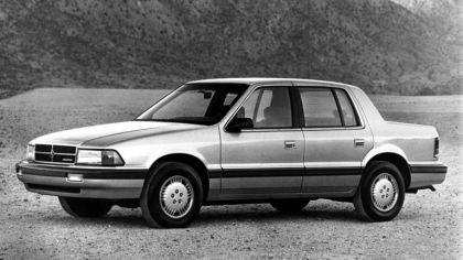 1989 Dodge Spirit 6