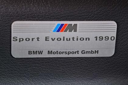 1990 BMW M3 ( E30 ) Sport Evolution 37