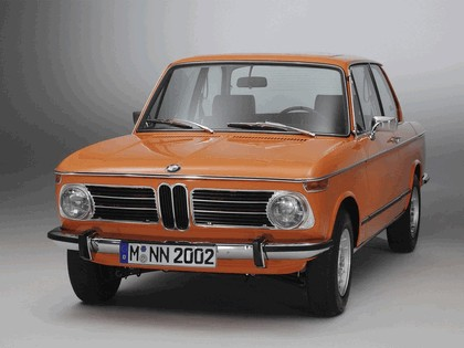 2006 BMW 2002TII ( E10 ) 40th birthday ( reconstructed ) 4