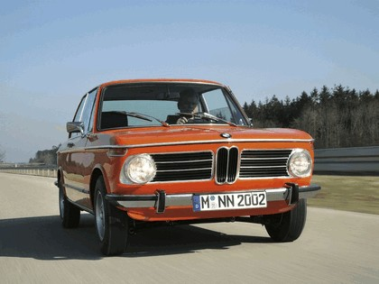2006 BMW 2002TII ( E10 ) 40th birthday ( reconstructed ) 9