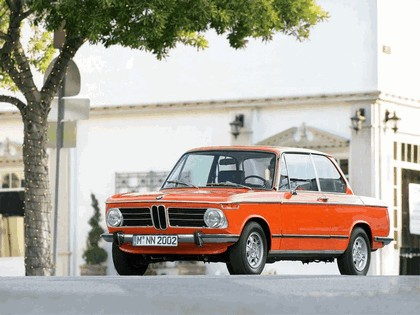 2006 BMW 2002TII ( E10 ) 40th birthday ( reconstructed ) 10