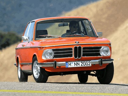 2006 BMW 2002TII ( E10 ) 40th birthday ( reconstructed ) 12