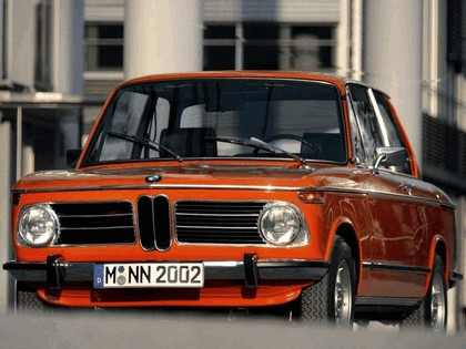 2006 BMW 2002TII ( E10 ) 40th birthday ( reconstructed ) 14