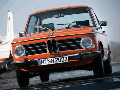 2006 BMW 2002TII ( E10 ) 40th birthday ( reconstructed ) 15