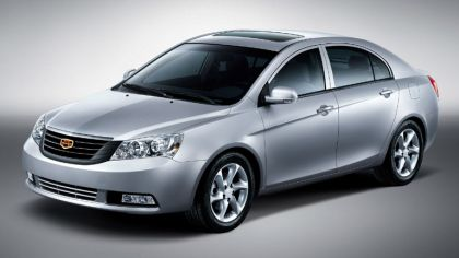 2009 Emgrand Geely EC718 3