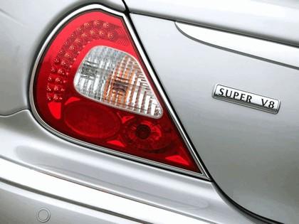2005 Jaguar XJ Super V8 27