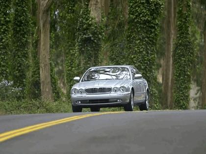 2005 Jaguar XJ8 L 33