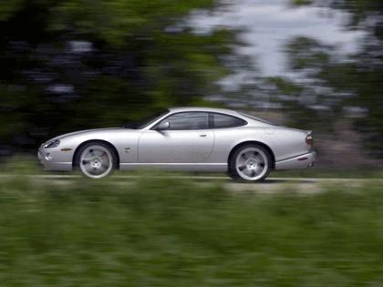 2005 Jaguar XKR coupé 5