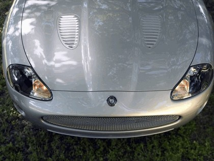 2005 Jaguar XKR coupé 14