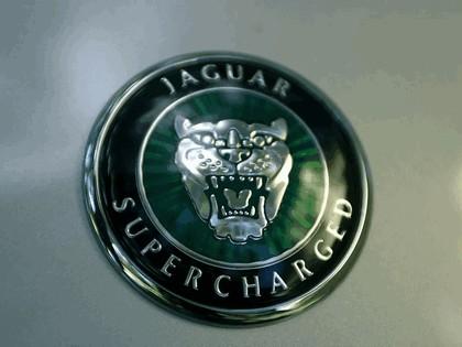 2005 Jaguar XKR coupé 15