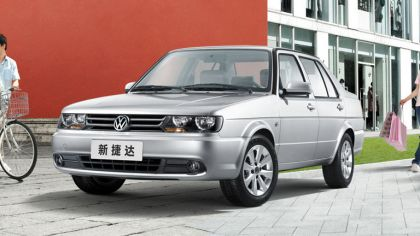 2010 Volkswagen Jetta - Chinese version 1