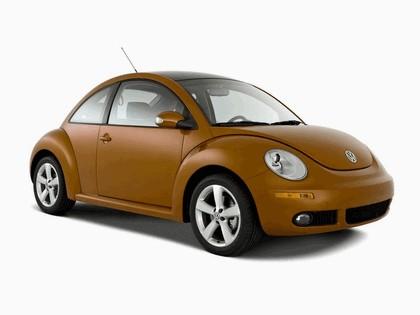 2010 Volkswagen New Beetle Red Rock Edition 1