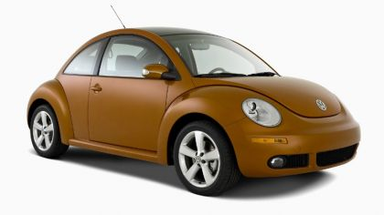 2010 Volkswagen New Beetle Red Rock Edition 2