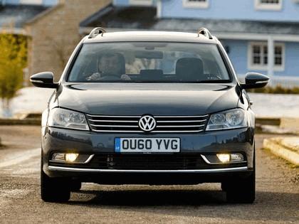 2010 Volkswagen Passat Variant ( B7 ) - UK version 1