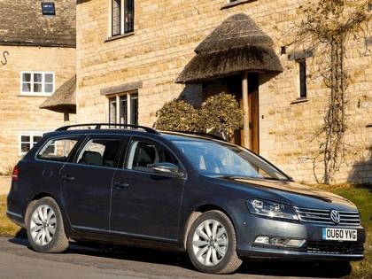2010 Volkswagen Passat Variant ( B7 ) - UK version 3