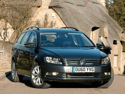 2010 Volkswagen Passat Variant ( B7 ) - UK version 5