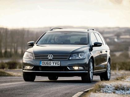 2010 Volkswagen Passat Variant ( B7 ) - UK version 8
