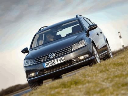 2010 Volkswagen Passat Variant ( B7 ) - UK version 11