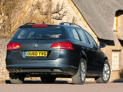 2010 Volkswagen Passat Variant ( B7 ) - UK version 12