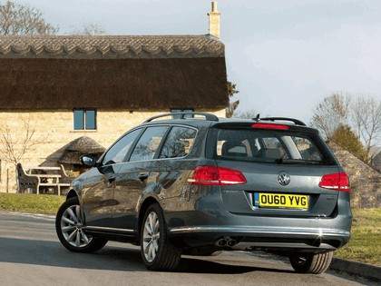 2010 Volkswagen Passat Variant ( B7 ) - UK version 13