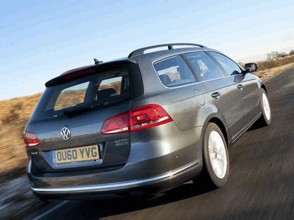 2010 Volkswagen Passat Variant ( B7 ) - UK version 15