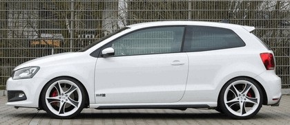 2010 Volkswagen Polo GTi by H&R 4