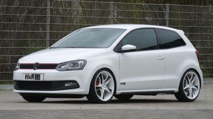 2010 Volkswagen Polo GTi by H&R 8