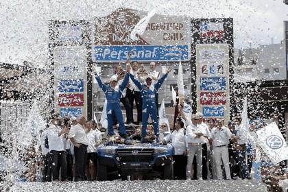 2010 Volkswagen Race Touareg 3 22