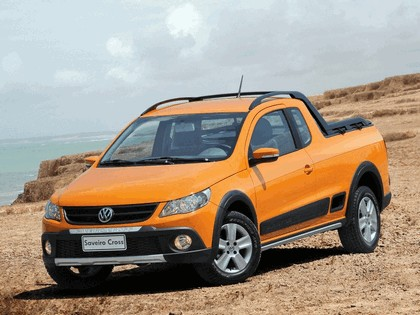 2010 Volkswagen Saveiro Cross V 1