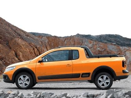 2010 Volkswagen Saveiro Cross V 3
