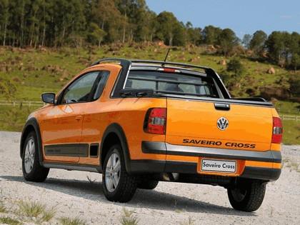 2010 Volkswagen Saveiro Cross V 4