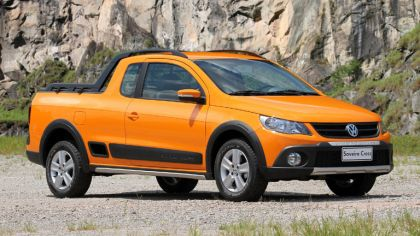 2010 Volkswagen Saveiro Cross V 8