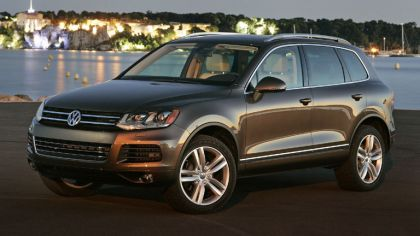 2010 Volkswagen Touareg V6 TDI - USA version 4