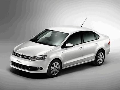 2010 Volkswagen Vento 1