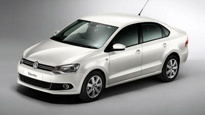 2010 Volkswagen Vento 6