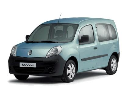 2009 Renault Kangoo Entry Version 1