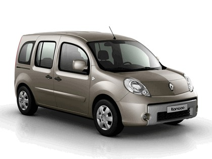 2009 Renault Kangoo Privilège 1
