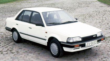1986 Mazda 323 sedan ( BF ) 5