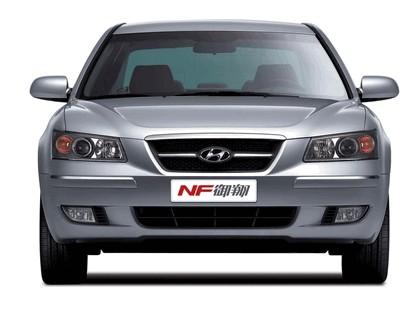 2005 Hyundai Beijing Sonata NF 2.4S chinese version 1