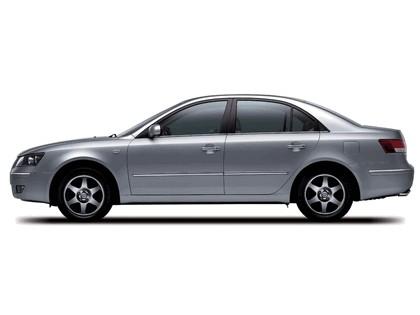 2005 Hyundai Beijing Sonata NF 2.4S chinese version 3