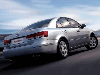 2005 Hyundai Beijing Sonata NF 2.4S chinese version 7
