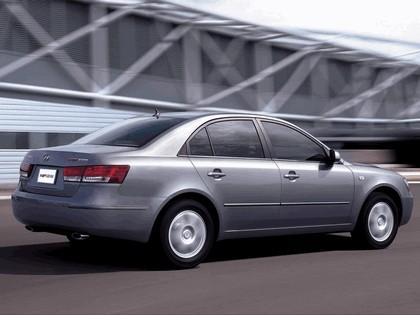2005 Hyundai Beijing Sonata NF 2.4S chinese version 8